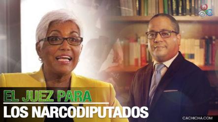 Altagracia Salazar Habla Sobre El Juez Para Los Narcos Diputados   Altagracia Salazar