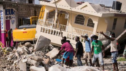 Haití Sufre Una Fuerte Escasez De Alimentos Un Mes Después Del Sufrido Terremoto