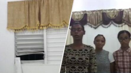 Ladrones Entraron A Una Iglesia Robándose Lo De La Ofrenda Y Hasta Las Bocinas