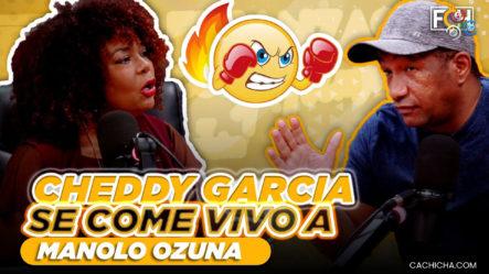 Cheddy García Y Manolo Ozuna, La Guerra Eterna De Nunca Acabar