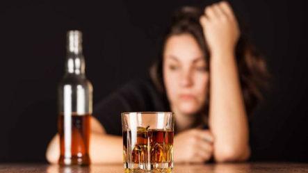 Más Mujeres Que Hombres Con Problemas De Alcohol En América