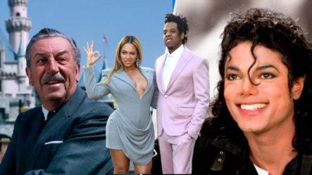 Michael Jackson Castrado, Walt Disney Congelado, Jay-Z Y Beyoncé Iluminatis
