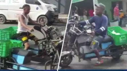 """""""Un Bien Para Todos""""; Los Deliverys De Los Colmados Ya No Podrán Calibrar Con Estos Motores"""