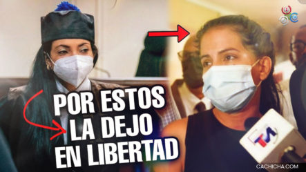¿Por Que Yenni Berenice Dejo En Libertad A Heidy Musa Del Caso Falcon?