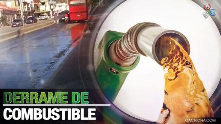 Derrame De Combustible En Navarrete