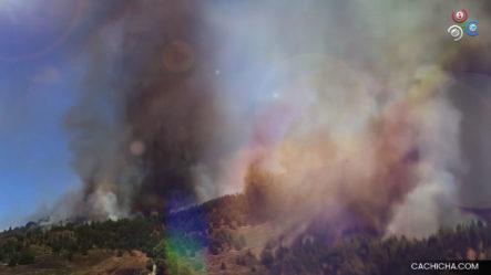 Volcán Hace Erupción En La Isla De La Palma En España  ¡No Creerás Qué Pasó!