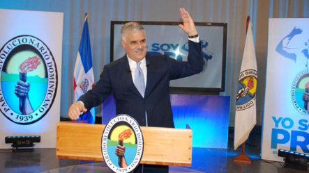 El Pachá Destaca El Resurgir Del Partido Revolucionario Dominicano De La Mano De Miguel Vargas