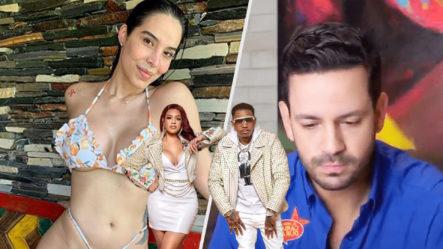 """Jessica Pereira Maldice A Carlos Duran Y Le Dice """"copión"""" Por Robar Su Contenido"""