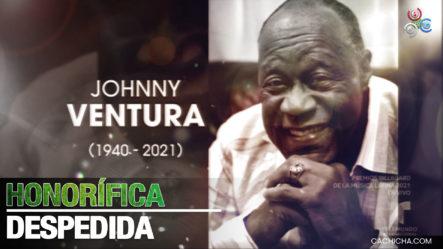 Despedida Desde Los Premios Billboard A Gran Caballo Mayor Johnny Ventura