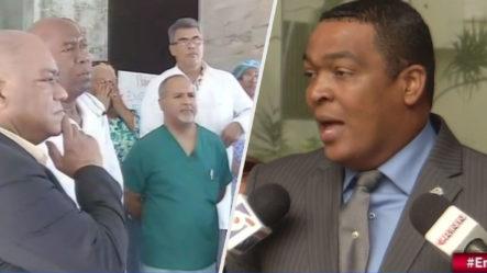 Pedro Botello Denuncia La Carga Que Conllevara El Aumento Que Piden Los Doctores