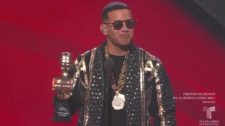 """""""El Mejor De Todos Los Tiempos"""" Daddy Yankee Entra Al Salón De La Fama De Billboard"""