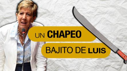 """Juan La Mur; """"Un Chapeo Bajito De Luis Abinader"""""""
