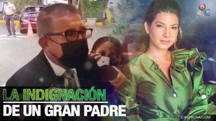 """El Mensaje Que Envió El Padre De Leslie Rosado: """"Inmorales Y Perversos"""""""