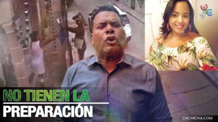 Jhon Berry Explota Con La Incompetencia Del Palacio De Justicia De Salcedo