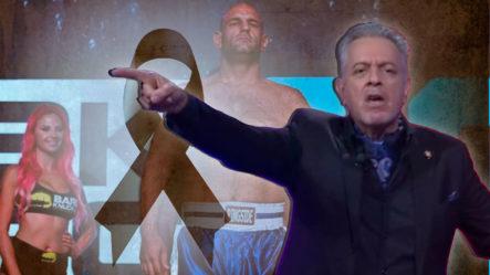 """Juan La Mur; """"Todos Somos Sádicos Cotidianos""""– Muerte Del Boxeador Justin Thornton"""
