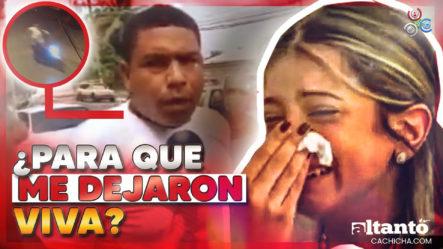 Hija De Leslie Rosado Y Motorista Rompen El Silencio ¿Accidente O Atraco?