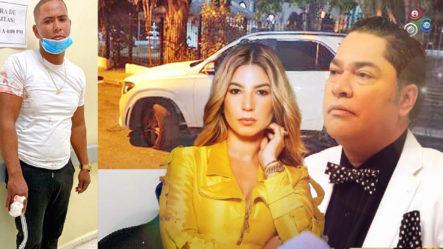 Esto Opina El Pachá Con La Declaración Del Motorista Que Llevó Al Cabo Para Asesinar A Leslie Rosado