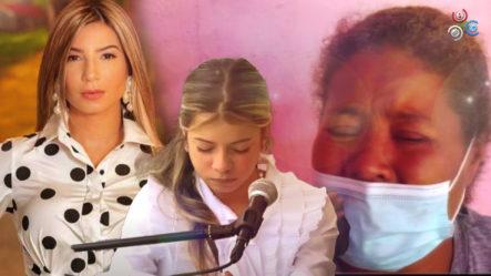 Madre Del Cabo Rompe El Silencio Y Se Solidariza Con Los Familiares De Leslie Rosado