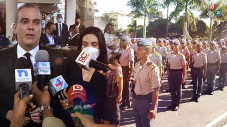 Presidente Luis Abinader Confirma Que Hay Estructura Delictiva Dentro De La Policía Nacional
