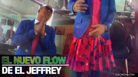 """El Flow De """"El Jeffrey"""" El Canta Lindo Para La Presentación En De Extremo A Extremo"""