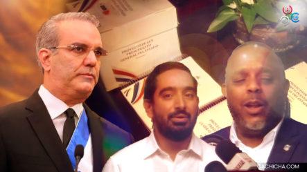 Legisladores De Oposición Dicen Que Abinader No Está En Condiciones De Impulsar Reforma Fiscal