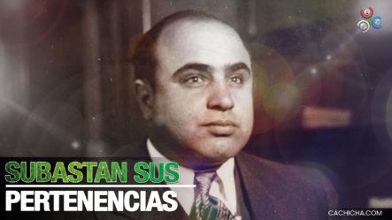 Subastan Armas Y Pertenencias De Al Capone