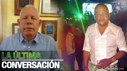 """La última Conversación De Rafael Guerrero Con César """"El Abusador"""""""