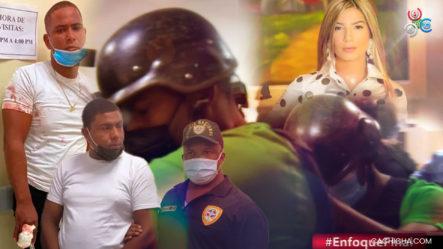 Envían A Un Año De Prisión Al Cabo De La PN Y Al Motorista Por El Asesinato De Leslie Rosado