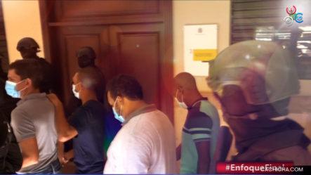 Prisión Preventiva A Quince Y Arrestó Domiciliario A Siete Imputados Del Caso Falcón