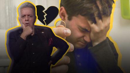 ¡UN DIVORCIO A PECHO ABIERTO! Hombres Que Afrontan Un Divorcio De Mala Manera