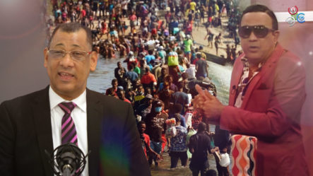 Emilio Ángel Dice Que Va A Llegar Un Momento En Que Habrán Más Haitianos Que Dominicanos En El País