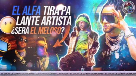 """El Alfa """"El Jefe"""" Se La Canta A Un Artista Que Le Mando DM En Instagram """"Pégate Y Después Hablamos"""""""