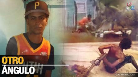 Otro Video Donde Individuos Intenta Quitarle El Arma De Fuego A Agente PN
