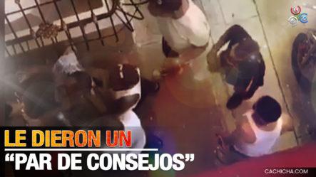 Comunidad Capturan Un Ladrón Y Le Dan Con Yuca En La Javilla, Sabana Perdida