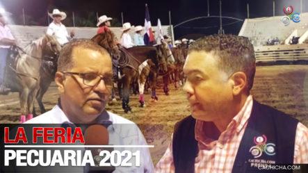 Feria Ganadera De La República Dominicana,Donde Quedó Inaugurada La Feria Pecuaria 2021