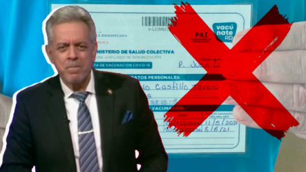 ¿Ya Circulan Tarjetas Falsas De Vacuna ANTICOVID?   Pregúntale A Juan