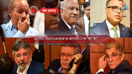Dictan Sentencia Caso Odebrecht   En Vivo 14/10/21
