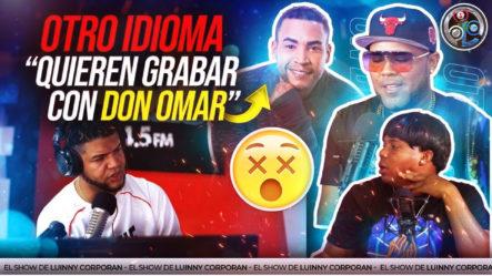 """Otro Idioma De """"La Peluca"""" Los MÁS Pegados Actualmente Y Buscan Grabar Con Bulin 47 Y Don Omar"""