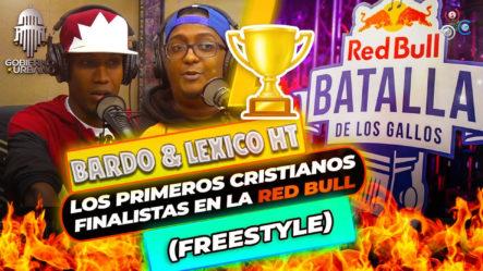 Bardo Y Léxico Ht / Los Primeros Cristianos Finalistas En Red Bull Batalla De Los Gallos (Freestyle)