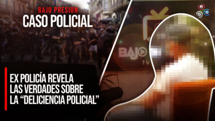 """Ex Policía Revela Las Verdades Sobre La """"Delincuencia Policial"""" Capítulo 1"""