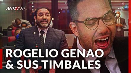 Ramón Rogelio Genao El Senador Troglodita   Antinoti