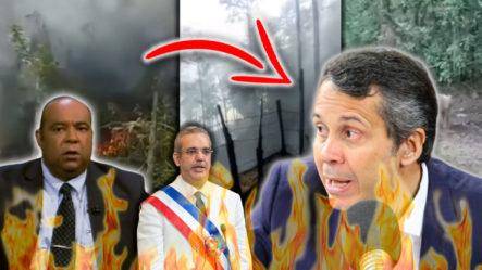 Pablo Aguilera Arremete Contra El Ministro De Medio Ambiente (FUERTES ALEGACIONES)