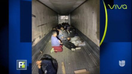 Más De 80 Personas En Un Camión Cisterna Piden Ayuda Casi Asfixiados
