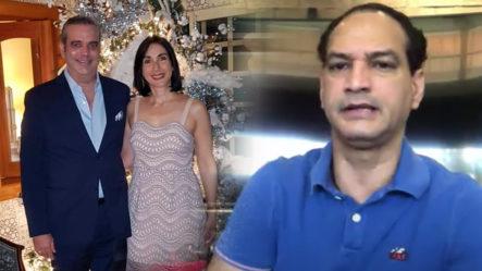 José Laluz Felicita A Esposa De Abinader Porque No Habrá Despacho De Primera Dama
