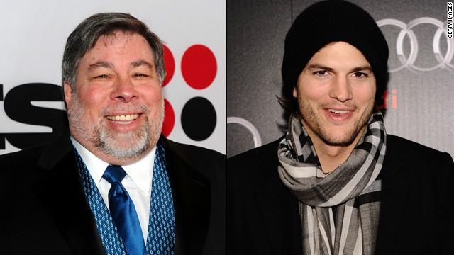 """Wozniak califica de """"horrible"""" la película sobre Steve Jobs"""