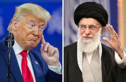 Irán Emite Orden De Arresto Contra Trump Por Asesinado De Soleimani