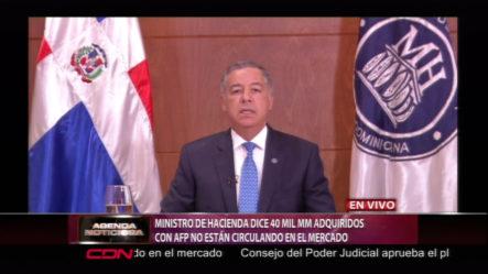 """Mira Donde Es Que Están Metidos Los """"cuarto"""" De La AFP"""