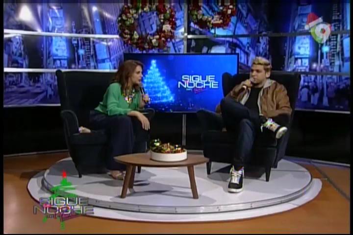 Entrevista A Nico Clinico En Sigue La Noche #Video
