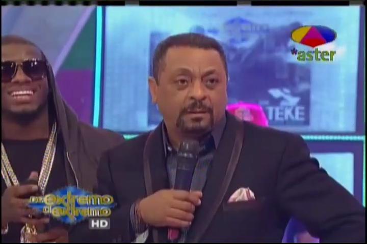Michael Miguel Confunde Un Hombre Con Una Mujer Del Video De Los TekeTeke #Video