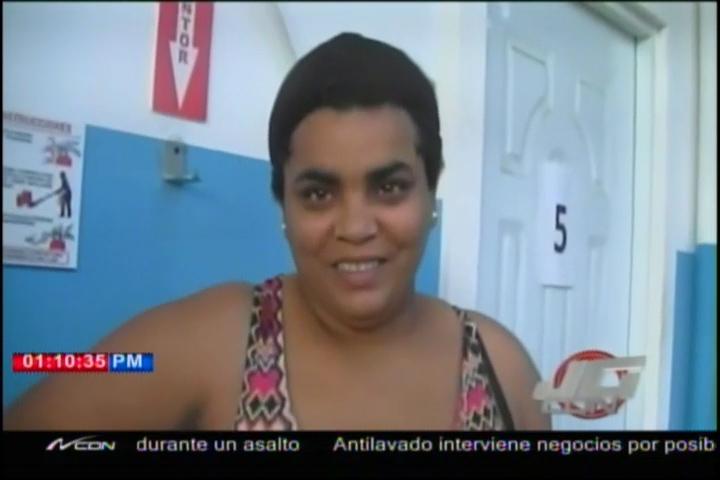 Arrestan Mujer Por Intentar Robarse Una Bebe En Santiago #Video